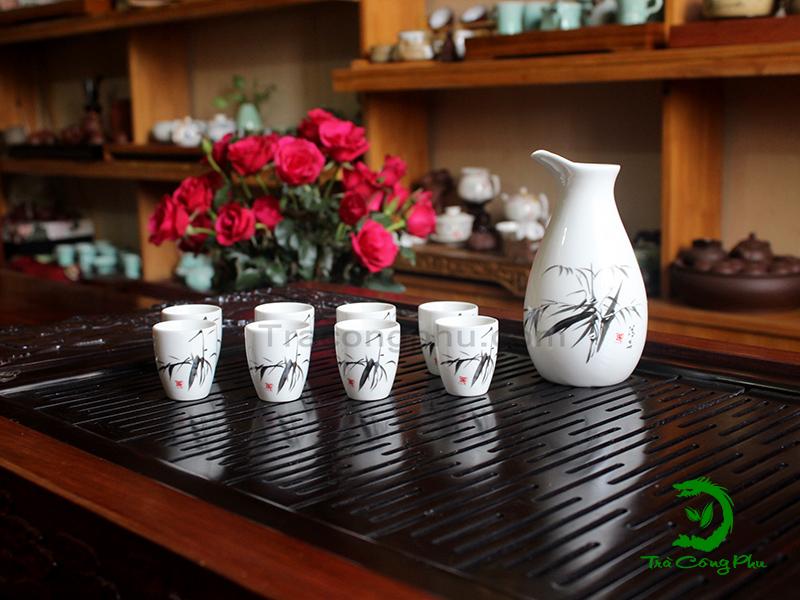Bình Châm Tửu - BAC154