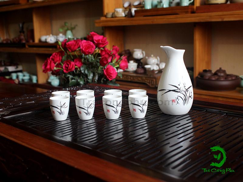 Bình Châm Tửu - BAC155