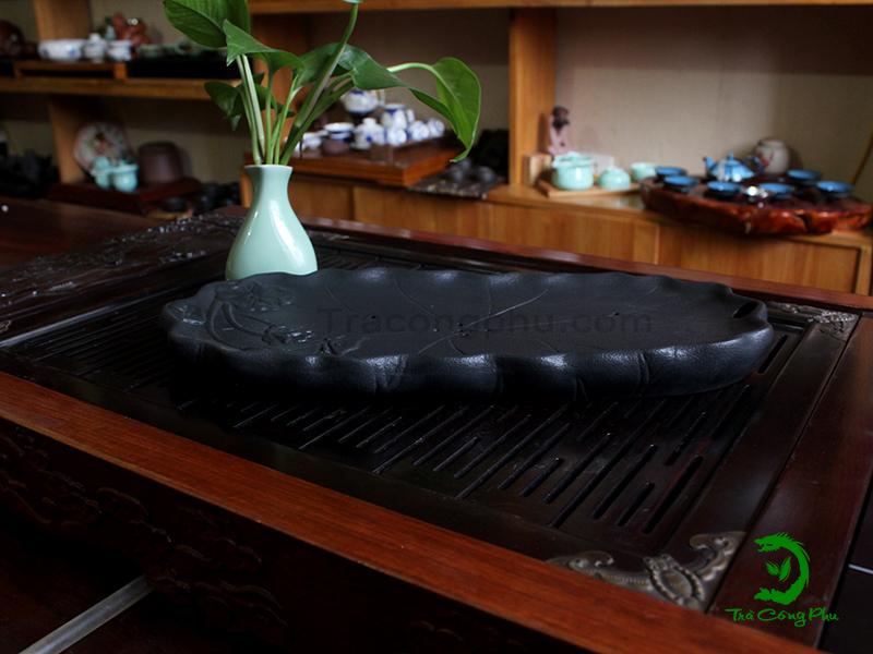 Khay Trà Tử Sa - KG58