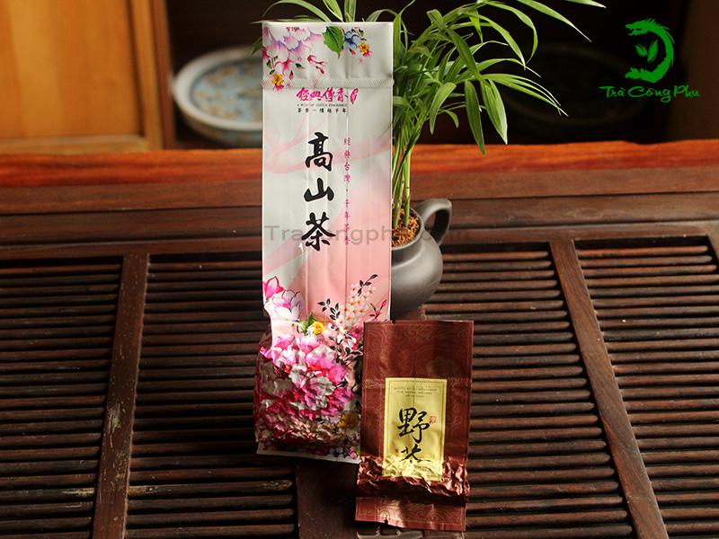 Trà Ô Long Đài Loan - OL3000