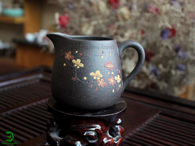 Tống Chuyên Trà Tử Sa Mai Đào - P091