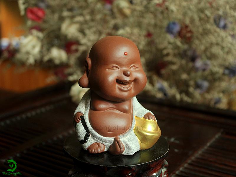 Đồ Chơi Bàn Trà Phật Di Lặc - DCBT48