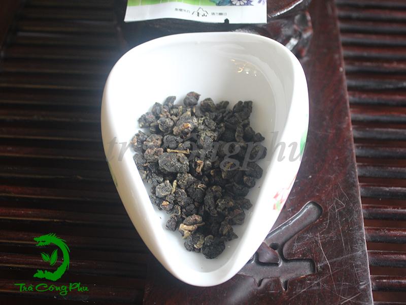ảnh trà ô long đen OLD2500