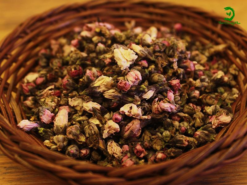 trà thảo mộc hoa hồng