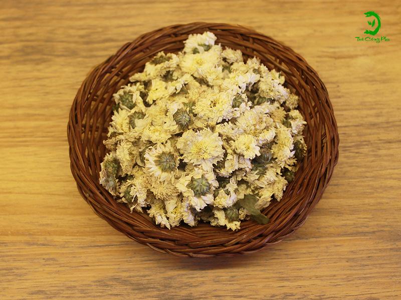 trà hoa cúc trắng loại trà thảo mộc được ưa chuộng