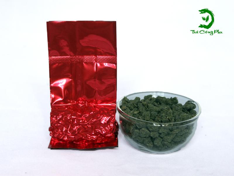 trà ô long såm Đài Loan thượng hạng